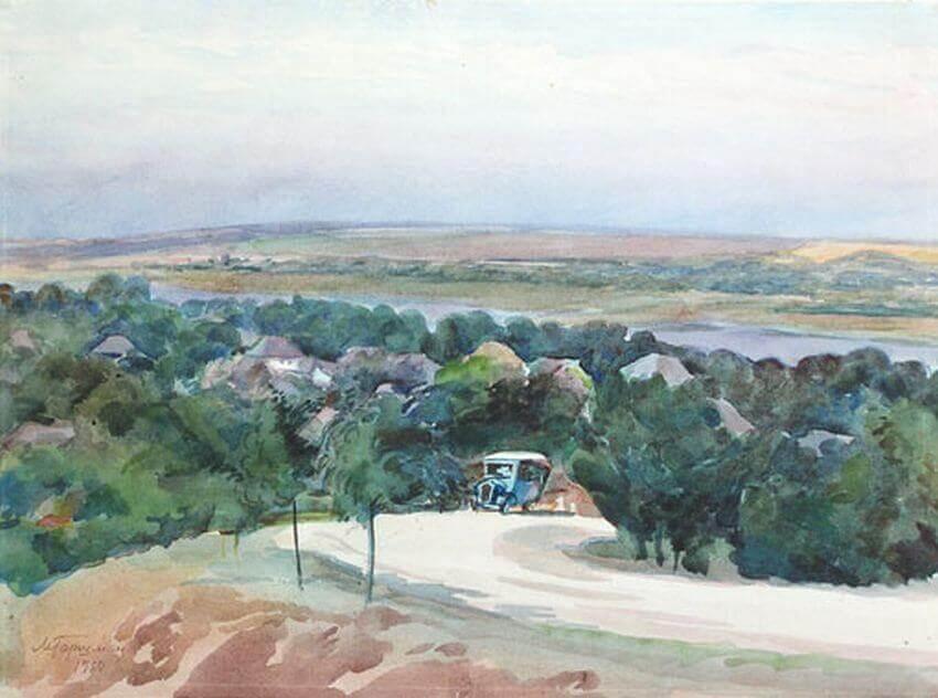 Село Косэуць (Cosăuţi)
