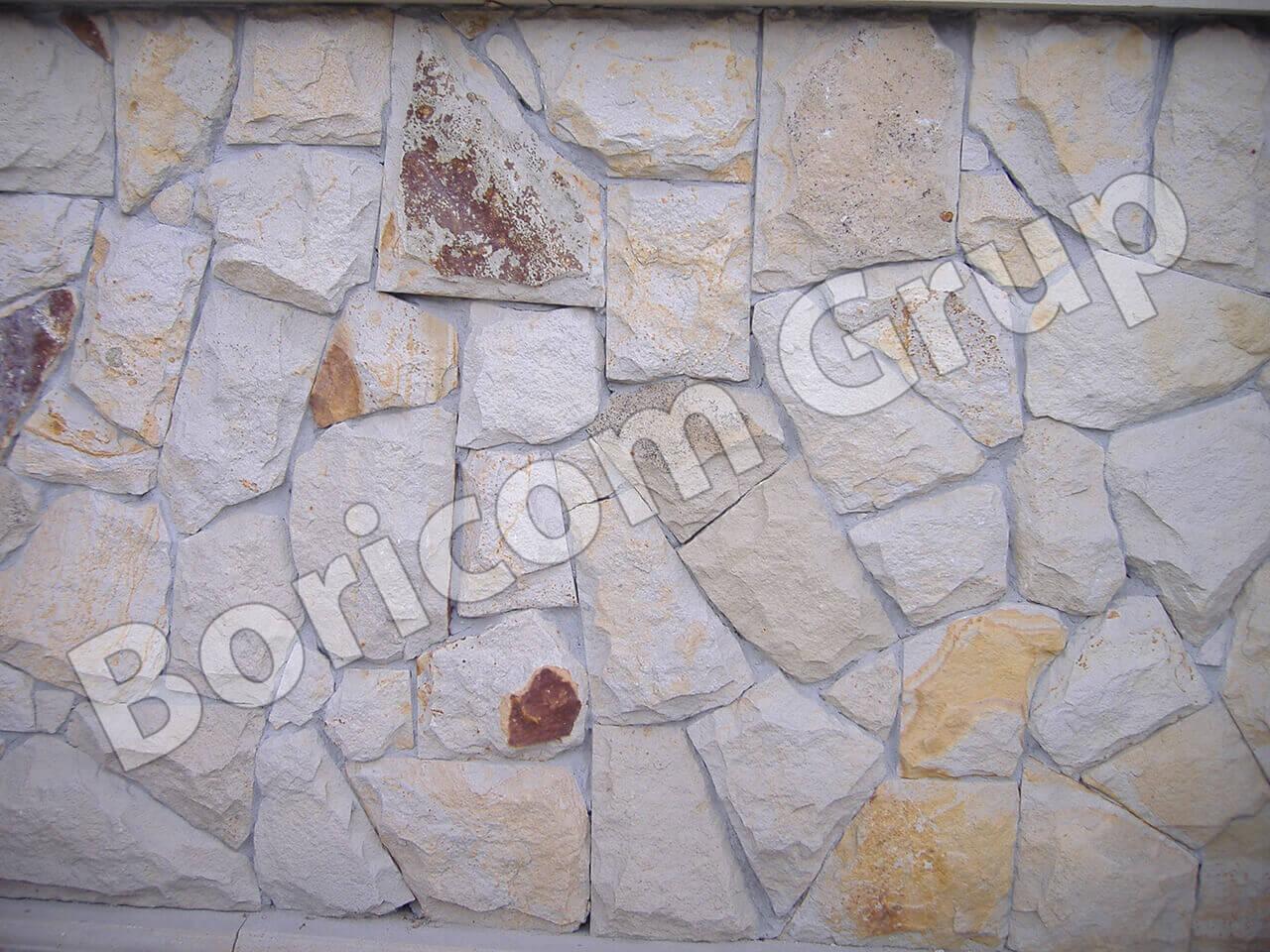 Рваный камень (грубый)